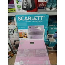 Напольные весы Scarlett SC-BS33E060V